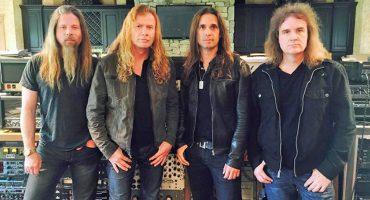 Escuchen la nueva canción de Megadeth