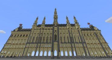 Fans de Minecraft están haciendo recreación completa de la ciudad de Viena