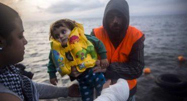 Continúan muriendo niños refugiados al intentar llegar a Europa