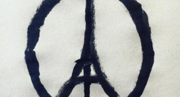 La historia detrás del símbolo de 'Paz en París'
