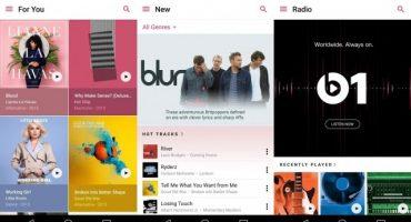 Ya está disponible Apple Music para dispositivos Android
