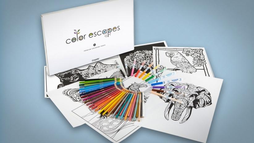 Crayola saca su linea de productos para adultos - Sopitas.com