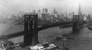 Así se veía Nueva York en la década de 1930
