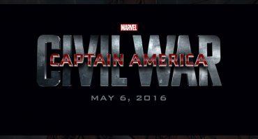¡Llega el primer avance de Captain America: Civil War!