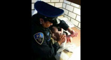 Mujer da a luz en el Metro Guelatao de la Ciudad de México