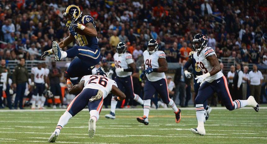 El espectacular salto de Todd Gurley y lo más destacado en la NFL