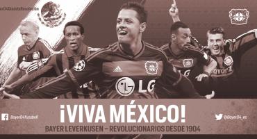 El Bayer Leverkusen se puso revolucionario