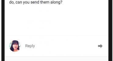 Gmail podrá contestar correos por ustedes con Smart Reply