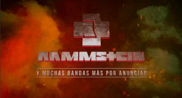 Rammstein llegará a México para el Hell & Heaven 2016