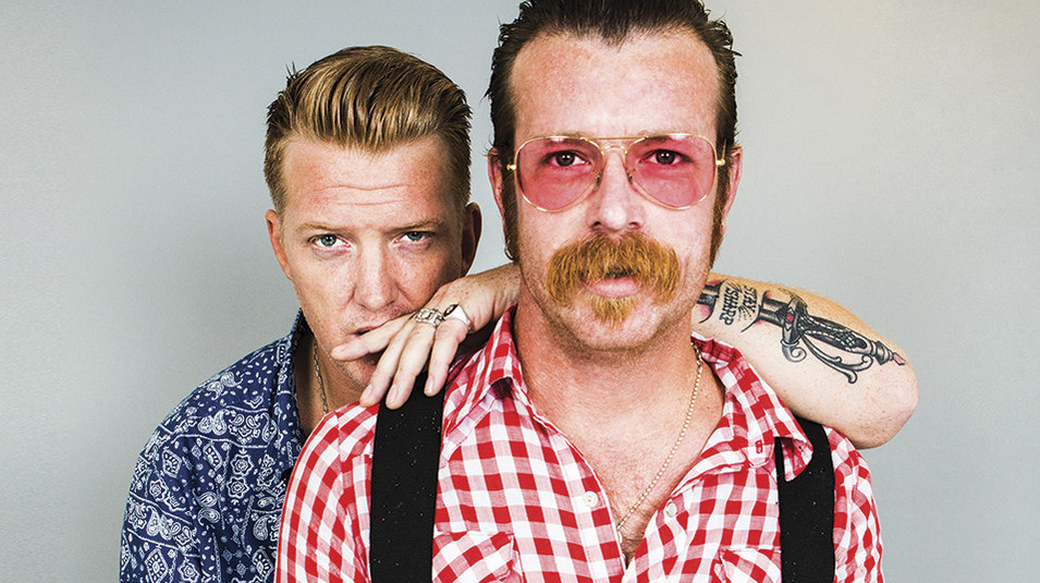 Eagles Of Death Metal comparten más covers de su canción