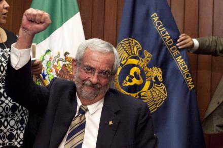 En CU hay narcomenudeo, pero no opera cártel: rector de la UNAM