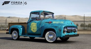 Los autos post-apocalípticos de Fallout 4 llegan a Forza 6