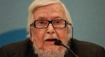 El escritor mexicano Fernando del Paso gana el Premio Cervantes