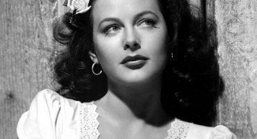 El doodle de hoy es para Hedy Lamarr, la