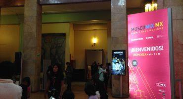 MuseoMix ya abrió sus puertas en el Museo Palacio de Bellas Artes
