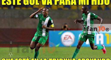 Como Nigeria venció a México... ¡¡MEMES!!