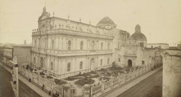 Una galería de fotos nos muestra cómo se vivía en México en 1885