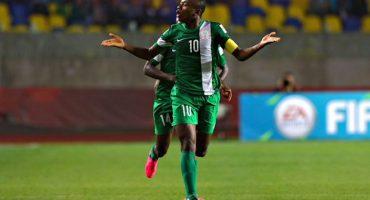 México es presa de sus errores y cae ante Nigeria en el Mundial sub 17