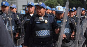 SSC-CDMX buscará adelgazar a policías con modificación a dieta y ejercicio