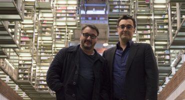Peter Florence y la reunión de amigos que se convirtió en un festival literario