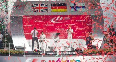 Las 8 mejores cosas que nos dejó el GP de México de Fórmula 1