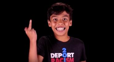 VIDEO: Nueva campaña donde niños latinos insultan a Donald Trump