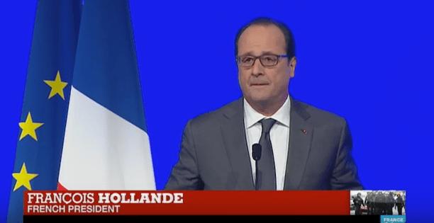 Francia recibirá a 30 mil refugiados a pesar de los ataques en París