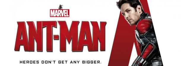 Y con ustedes, el Gag Reel de Ant-Man