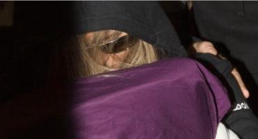 Ronda Rousey esconde el rostro tras cirugía plástica