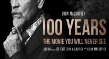 John Malkovich presenta 100 years la película que nunca verás