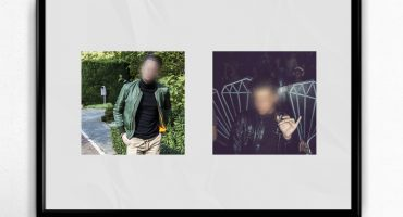 Conozcan al artista que compara tus fotos de LinkedIn con las de Tinder