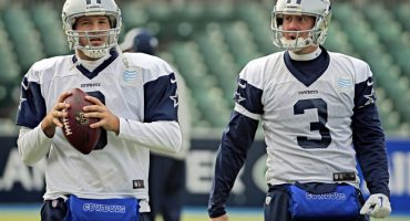 Buenas noticias para los Cowboys: Tony Romo volvió a los entrenamientos