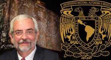 ¿Quién es Enrique Luis Graue, nuevo Rector de la UNAM?