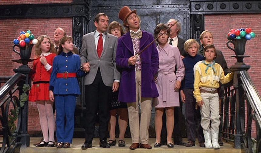 Así se ve el elenco de la primera película de \