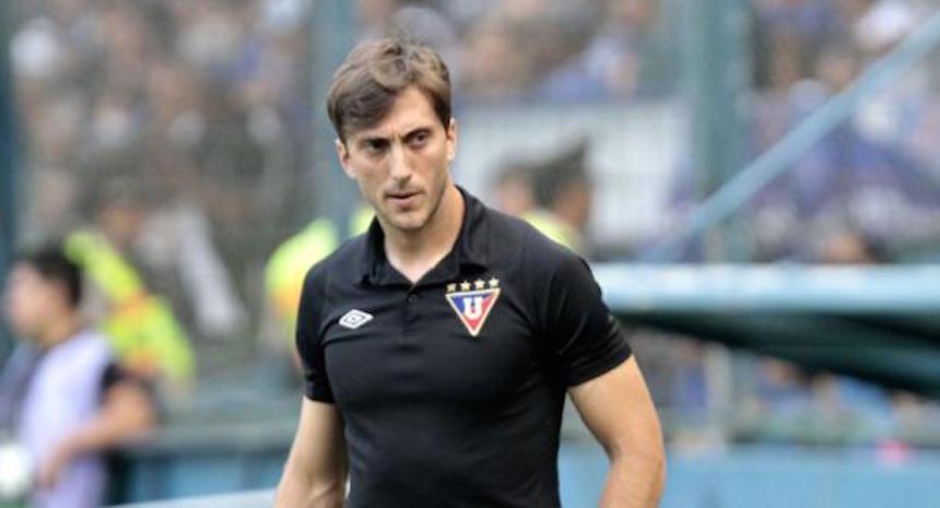 Luis Zubeldía, nuevo técnico de Santos Laguna
