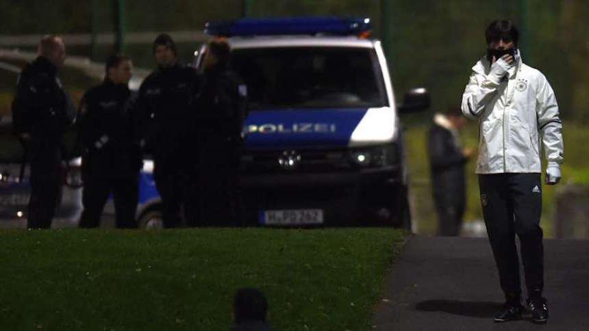 Cancelan el Alemania vs Holanda; hubo amenaza de bomba