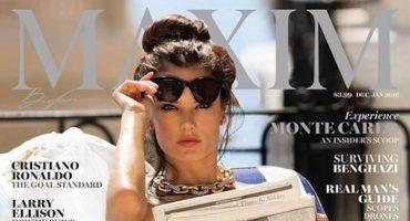 Para sobrevivir a la semana: ¡Las fotos de Alessandra Ambrosio para Maxim!