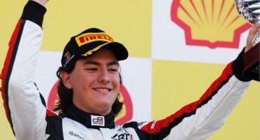 Alfonso Celis es el tercer piloto mexicano en la Fórmula 1 para 2016