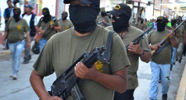 Asesinan a 4 policías comunitarios en Tixtla... el domingo habrá elecciones