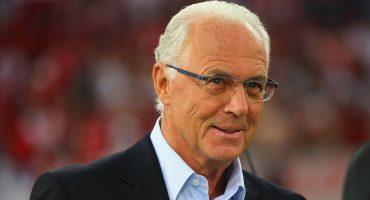 Franz Beckenbauer no es investigado por fraudes en la FIFA