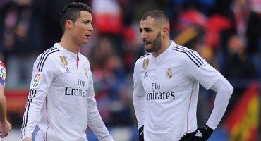 Acusan a Karim Benzema de escupir durante La Marsellesa