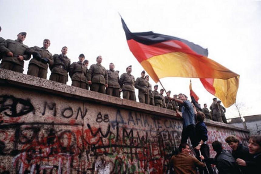 A 26 años de la caída del Muro de Berlín