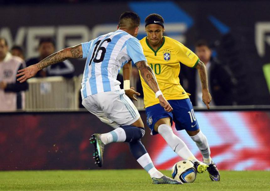 El empate del Argentina vs Brasil y todos los goles de la Fecha FIFA