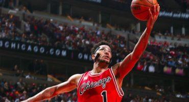 Juegazo entre los Bulls y el Thunder que se decide gracias a un enorme Derrick Rose