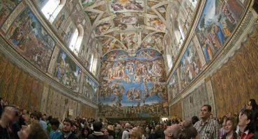 Para visita del Papa, en el Zócalo se construirá réplica de Capilla Sixtina