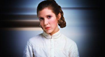 Así fue la audición de Carrie Fisher para el papel de la Princesa Leia