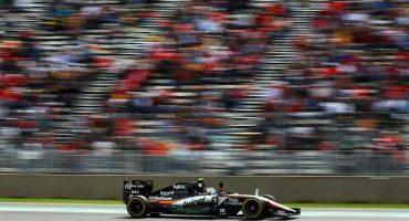 Checo Pérez fue octavo y Nico Rosberg se corona en el #MexicoGP