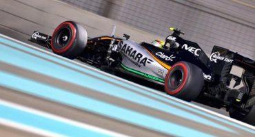 Checo Pérez cierra noveno la temporada de F1
