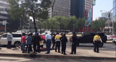 En menos de 5 horas tres ciclistas son atropellados en DF... uno por granaderos