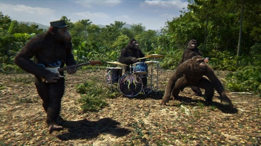Coldplay estrena video para 'Adventure of a Lifetime'